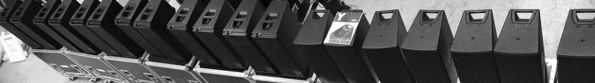 Sonorisation - d&b Audiotechnik